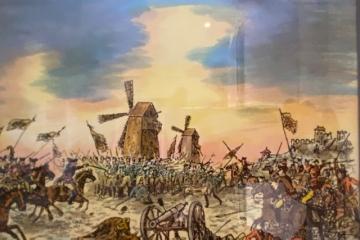 """""""Prušáci v obklíčení v sedmileté válce"""", 18.000,-"""