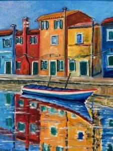 Benátky-Burano