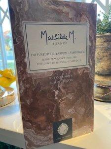 Matilde M., Francie - Luxusní difusér, 1.200,-